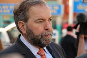 Mulcair - Joe CressyFlickr