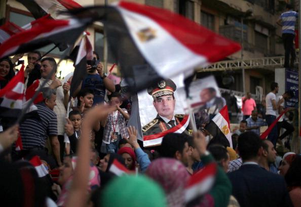 Sisi declared Egypt's new president