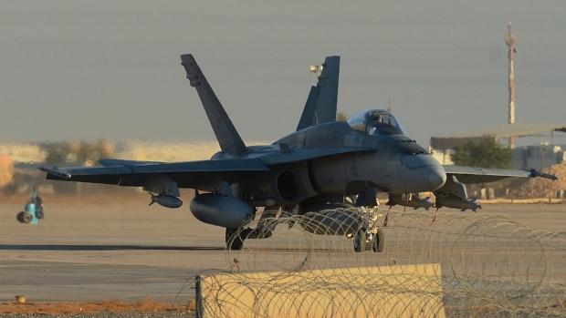 CF-18 in Iraq