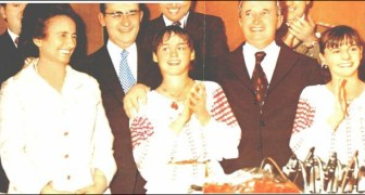 Αποτέλεσμα εικόνας για nadia comaneci Ceaușescu