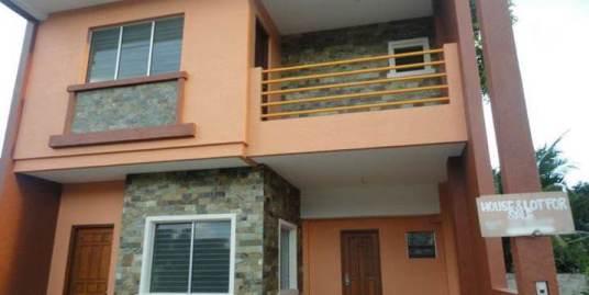 2 Storey House for Sale at Sta. Maria Village Talamban