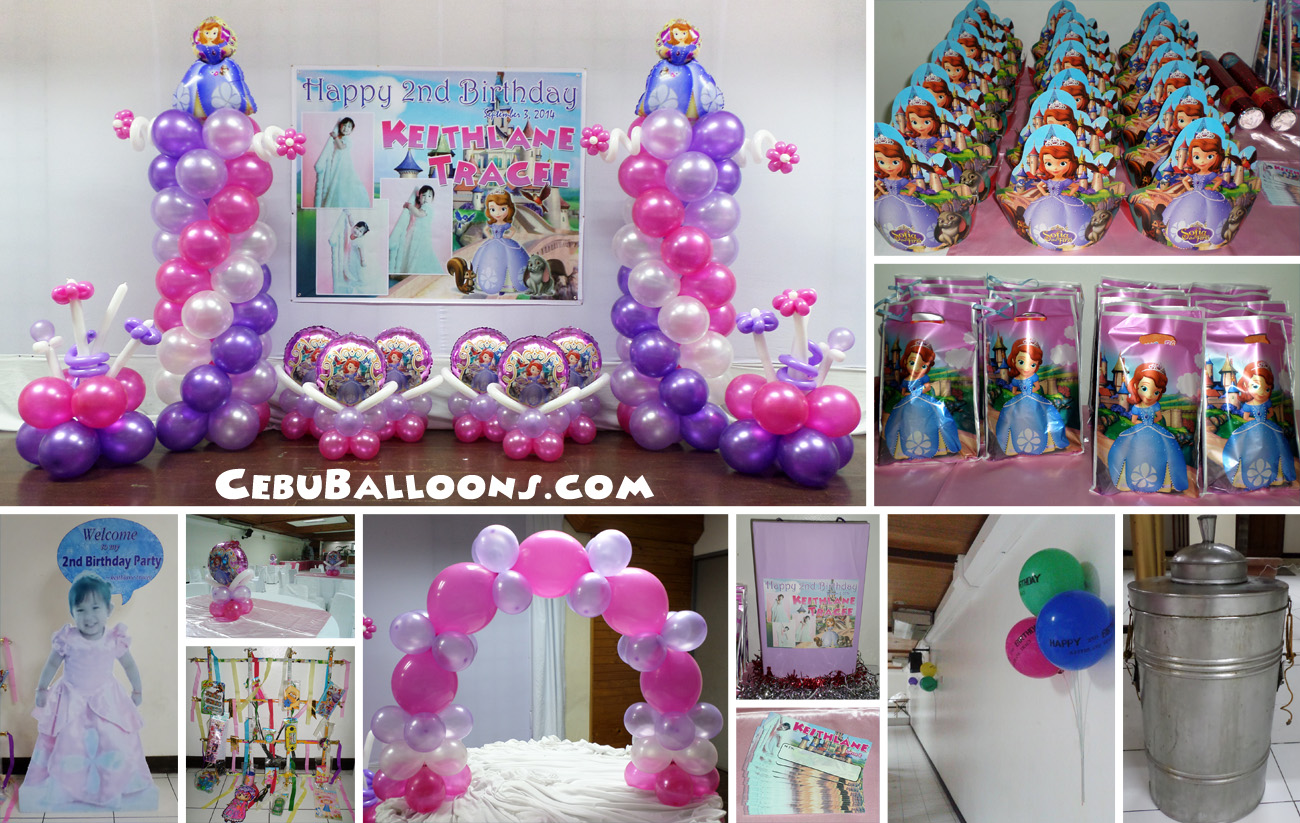 Kid S Party Decor Ideas