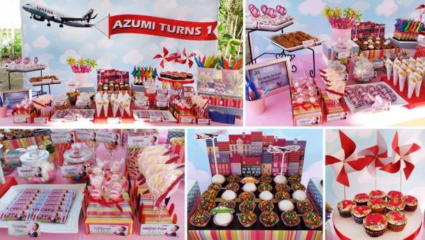 Dessert Amp Candy Buffet Cebu Balloons And Party Supplies