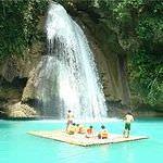 カワサン滝ツアー150_150badian_kawasan_falls