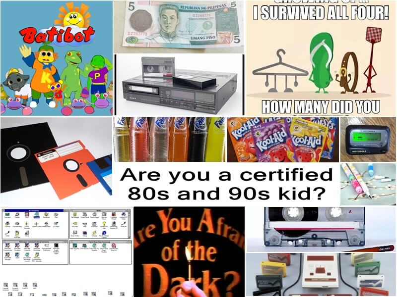 35 Things That Will Make Kids From The 90s and 80s Smile