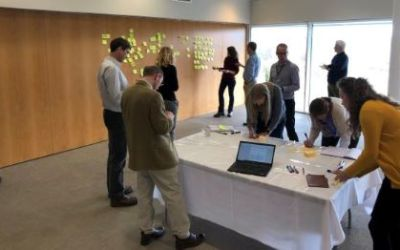 CECAN and Mott McDonald Run First Workshop as Part of Defra Water Systems Research Project