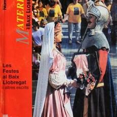 Materials del Baix Llobregat i altres escrits