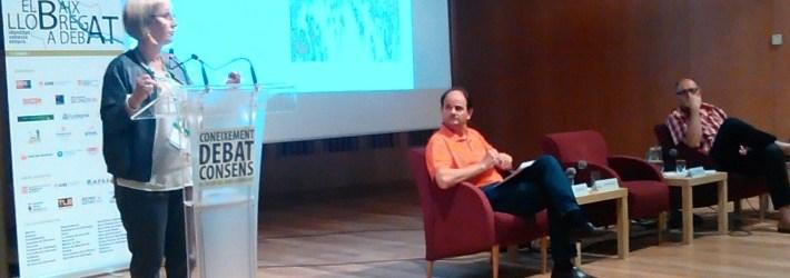 El Baix Llobregat a debat: dues visions externes per a la governança del territori i cloenda