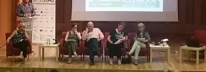 El Baix Llobregat a debat: tarda per conèixer els reptes del congrés i posar-los a debat.