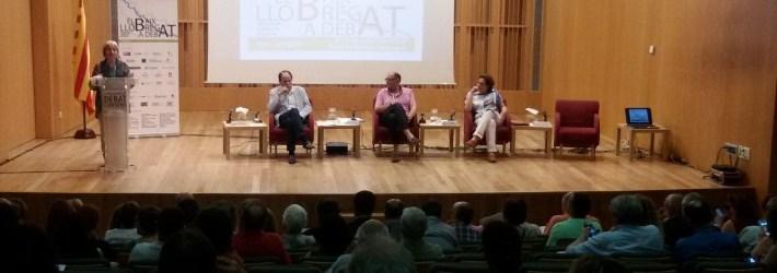 EL BAIX LLOBREGAT A DEBAT: L'OBERTURA INSTITUCIONAL