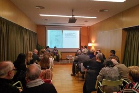 Presentació del llibre Santa Coloma de Montpedrós, una comunitat rural feudal d'època medieval