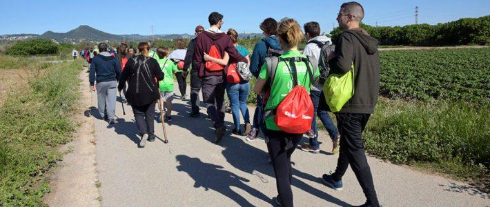 CAMINADA POPULAR PEL TREBALL DIGNE I L'ECONOMIA SOLIDÀRIA