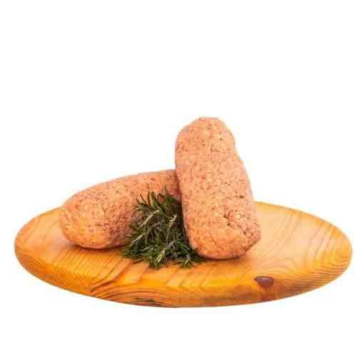 polpettone di carne macinata