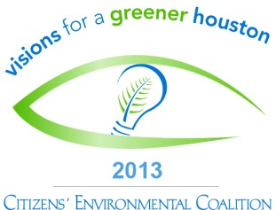 CEC Visions for a Greener Houston logo