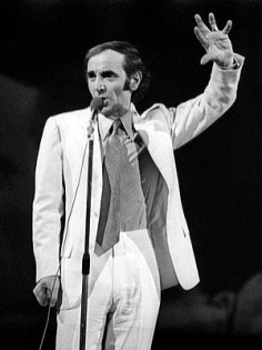 Charles+Aznavour