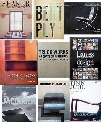 家具椅子の本