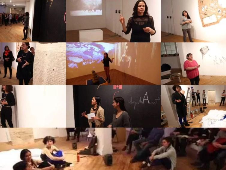 Mujer Artista Documentation