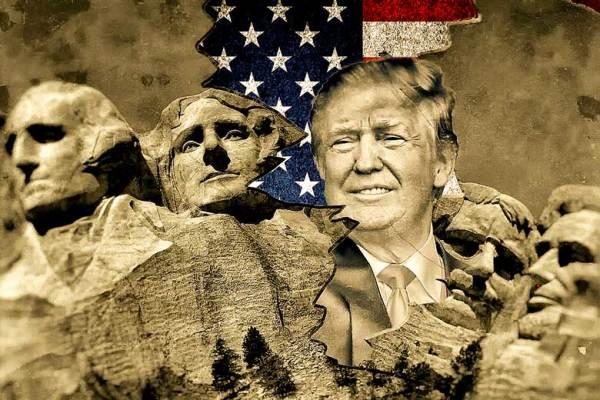 El Estado Profundo de Trump
