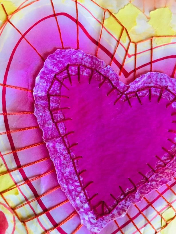 Cecilia Solari Embroidery Love