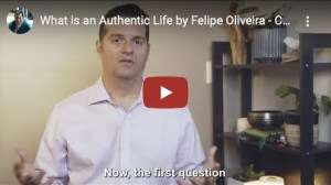 Watch here how I explain what an Authentic Life is