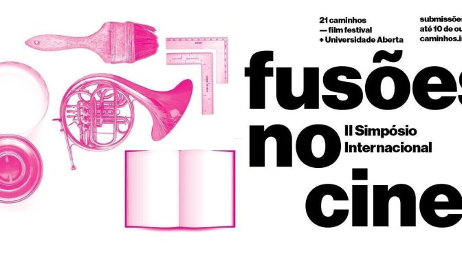 "Call For Papers! ""Fusões no Cinema"""