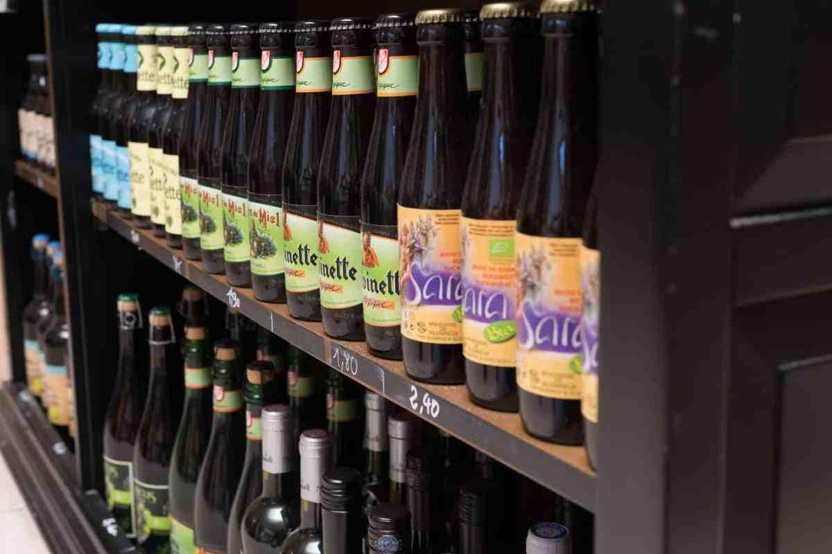 Bières consignées
