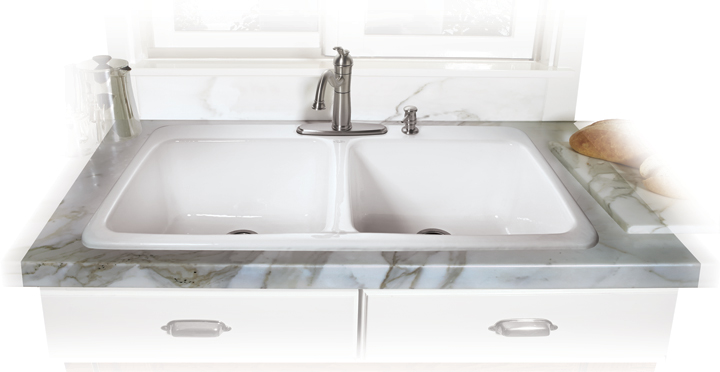why choose cast iron sinks ceco sinks
