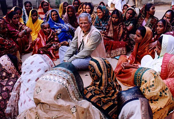Yunus borrowers