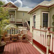 Cedar House Inn - Upstairs Sun Porch