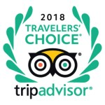 2018 Trip Advisor Travelers Choice