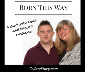 Born this Way A chat with Cast Members Sean & Sandra McElwee