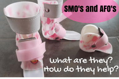 SMO and AFO orthotics