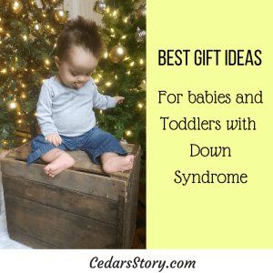 best gifts down syndrome