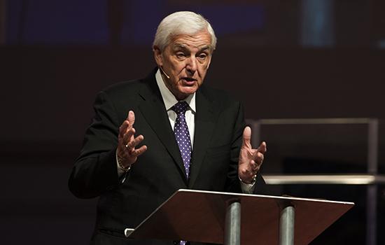 Dr. David Jeremiah to Speak in Chapel | Cedarville University