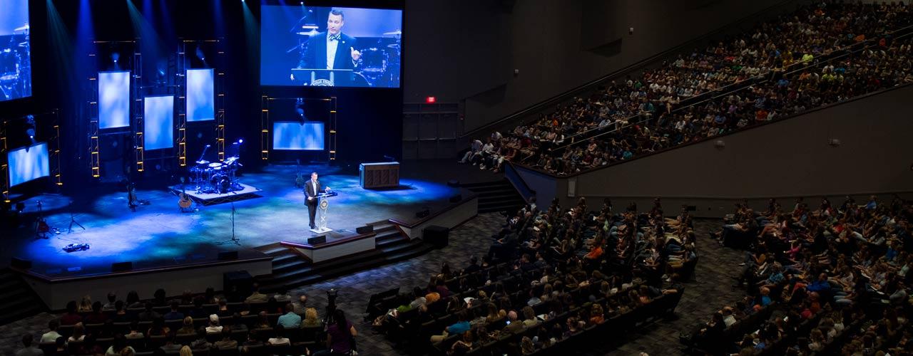 Chapel Live Stream | Cedarville University