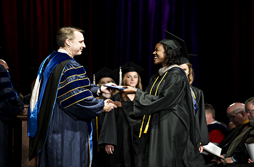 Record-Size Class to Graduate From Cedarville | Public ...