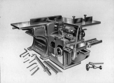 Machine à bois Decock