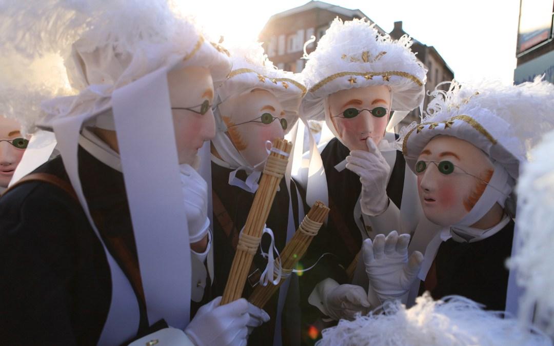 Carnaval de Binche 2013