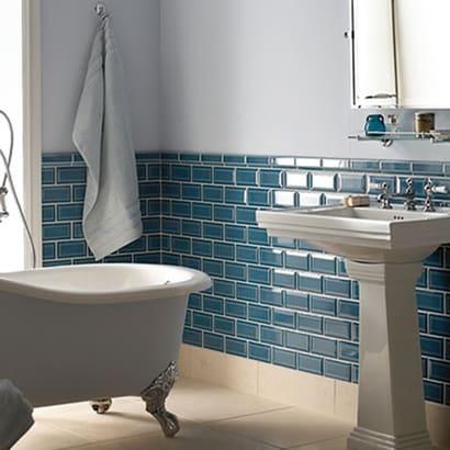 carrelage pour la salle de bain