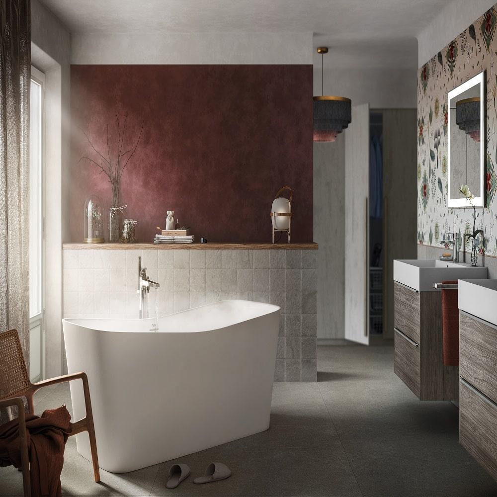 salles de bain classiques ou modernes