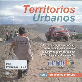 Territorios Urbanos. Serie de programas radiales
