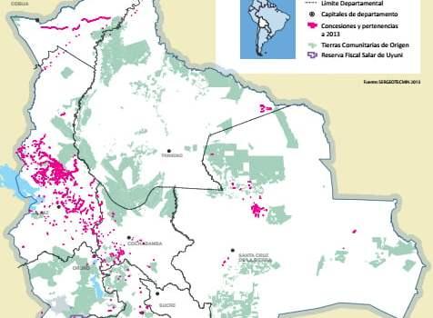 Dossier Arcopongo. La actual política minera alienta los conflictos por el oro