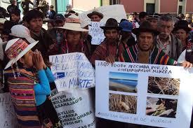 Entrevista a mujer comunaria de Santiago de Machaca – Potosí (08.06.2014)