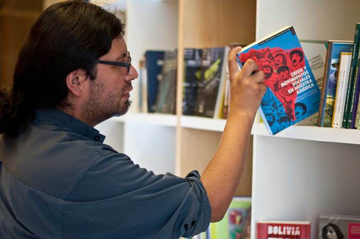 La Libre, librería social deCEDIB