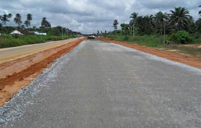 Nigeria Requires US $278.5m to Complete East-West Road