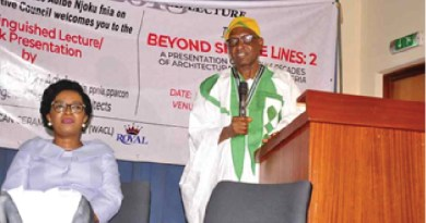 Professionals Must Unite to Save Nigeria's Infrastructure Challenge – Aduku