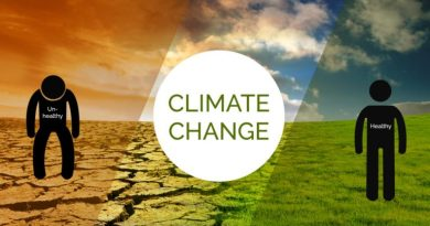 Climate Change: Report Predicts Extreme Drought, Wildfires, Floods