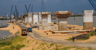 Reps query delay on 2nd Niger-bridge, road projects