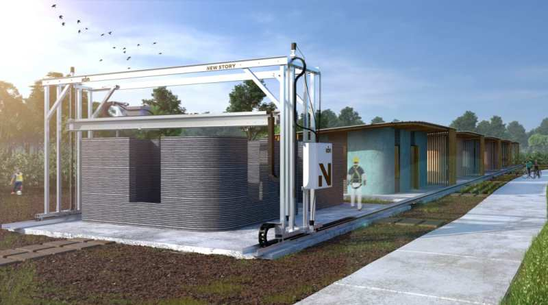 Lafarge set to deliver first 3D concrete homes in Zimbabwe