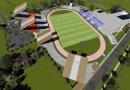 Construction of 64 stadium in Eldoret town, Kenya, now 10% complete